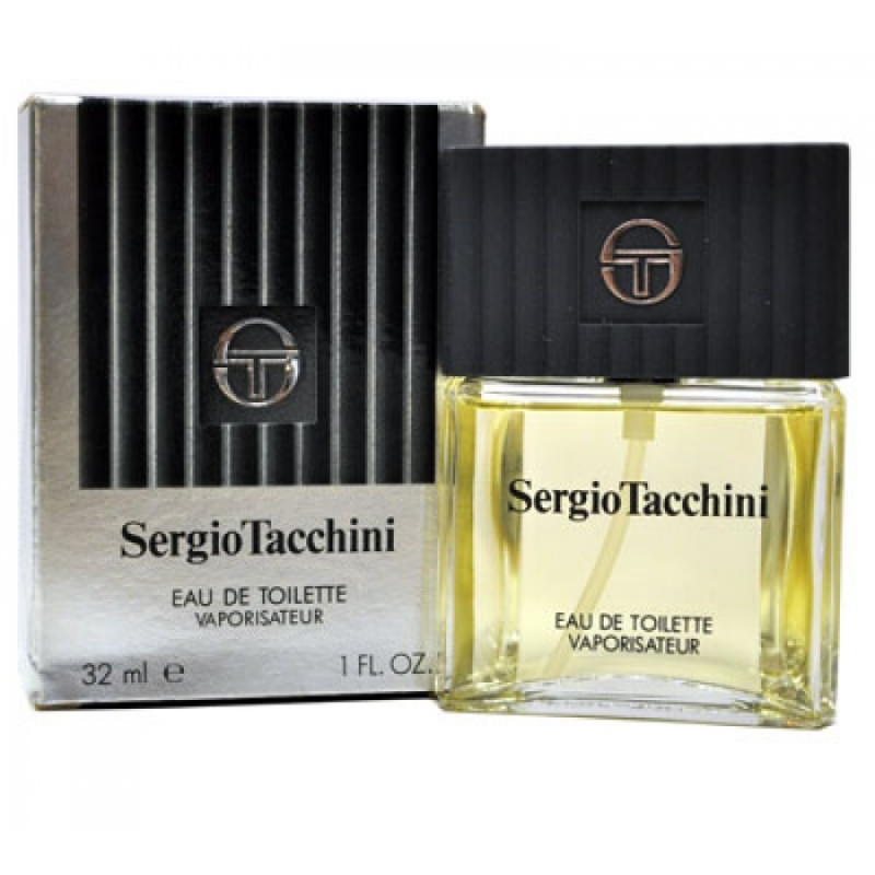 Sergio Tacchini Man - Тоалетна вода за мъже EDT 32 мл-Парфюми