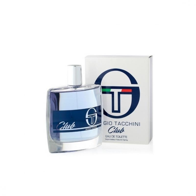 Sergio Tacchini Club - Тоалетна вода за мъже EDT 50 мл-Парфюми