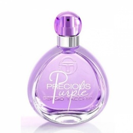 Sergio Tacchini St Precious Purple - Тоалетна вода за жени EDT 50 мл-Парфюми