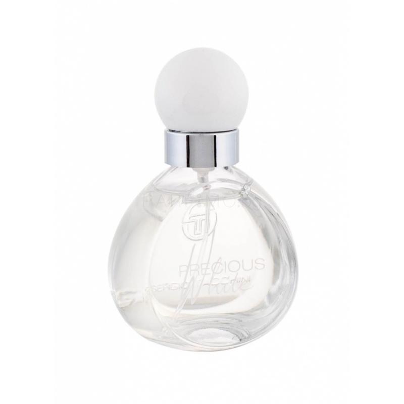 Sergio Tacchini Precious White - Тоалетна вода за жени EDT 100 мл-Парфюми