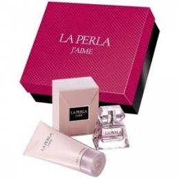 LA PERLA J`AIME - Комплект за жени - Парфюмна вода EDP 30 мл + Душ гел SG 200 мл-Парфюми