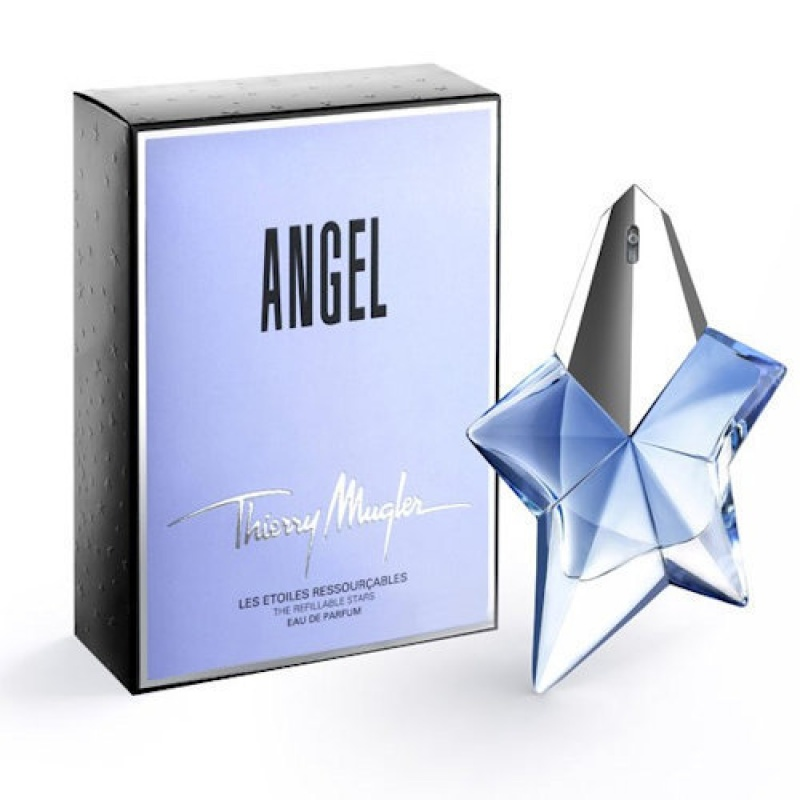 Thierry Mugler Angel Refillable - Парфюмна вода за жени EDP 50 мл-Парфюми