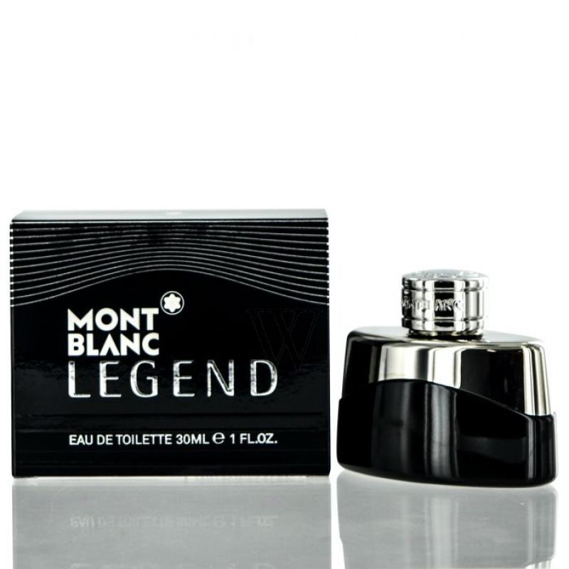 Mont Blanc Legend - Тоалетна вода за мъже EDT 30 мл-Парфюми