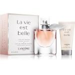 Комплект за жени Lancome La Vie Est Belle - Парфюмна вода EDP 50 мл + Лосион за тяло BL 50 мл-Парфюми