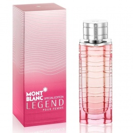 Mont Blanc Legend Special Edition - Тоалетна вода за жени EDT 75 мл
