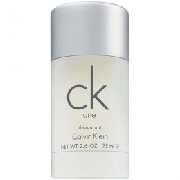 Calvin Klein Ck One - Дезодорант стик за мъже DEO 75 мл-Парфюми