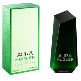 Thierry Mugler AURA - Боди лосион за жени BL 200 мл-Парфюми