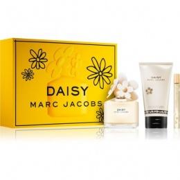 Комплект за жени Marc Jacobs Daisy - Тоалетна вода EDT 100 мл + 10 мл + Лосион за тяло BL 150 мл-Парфюми