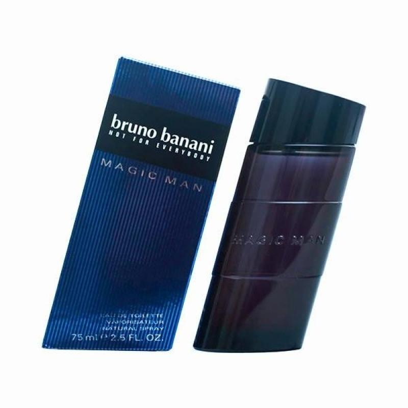 Bruno Banani Magic Man - Тоалетна вода за мъже EDT 75 мл-Парфюми