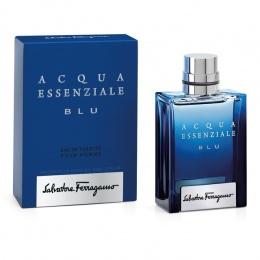 Salvatore Ferragamo Acqua Essenziale Blu - Тоалетна вода за мъже EDT 50 мл-Парфюми