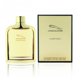 Jaguar Classic Gold - Тоалетна вода за мъже EDT 100 мл