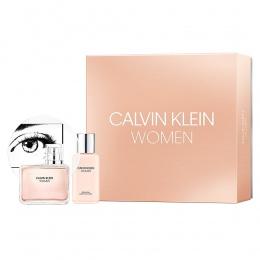 Комплект за жени Calvin Klein Women - Парфюмна вода EDP 100 мл + Лосион за тяло BL 100 мл-Парфюми