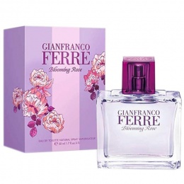 Ferre Blooming Rose - Тоалетна вода за жени EDT 50 мл-Парфюми
