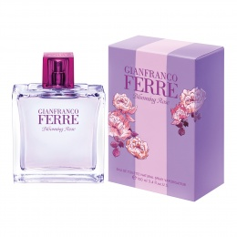 Ferre Blooming Rose - Тоалетна вода за жени EDT 100 мл-Парфюми