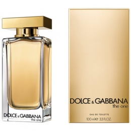 Dolce&Gabbana The One - Тоалетна вода за жени EDT 100 мл-Парфюми