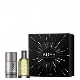 Комплект за мъже Hugo Boss Bottled - Тоалетна вода EDT 50 мл + Део-стик DEO 75 мл-Парфюми