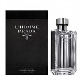 Prada L`Homme - Тоалетна вода за мъже EDT 100 мл