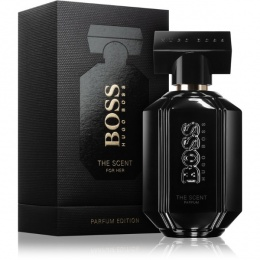 Hugo Boss The Scent Parfum Edition - Парфюмна вода за жени EDP 50 мл-Парфюми