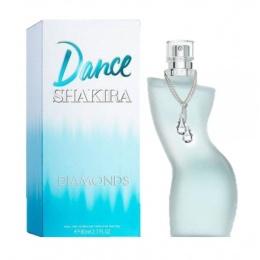 Shakira Dance Diamonds - Тоалетна вода за жени EDT 80 мл-Парфюми
