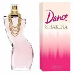 Shakira DANCE - Тоалетна вода за жени EDT 80 мл-Парфюми
