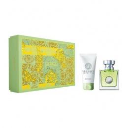 Комплект за жени Versace Versense - Тоалетна вода EDT 30 мл + Лосион за тяло BL 50 мл-Парфюми