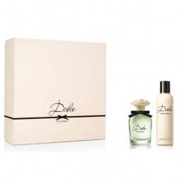 Комплект за жени Dolce&Gabbana DOLCE - Парфюмна вода EDP 75 мл + Лосион за тяло BL 100 мл-Парфюми