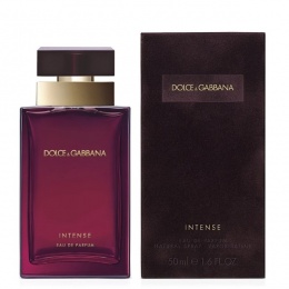Dolce & Gabbana Pour Femme Intense - Парфюмна вода за жени EDP 50 мл