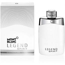 Mont Blanc Legend Spirit - Тоалетна вода за мъже EDT 200 мл-Парфюми