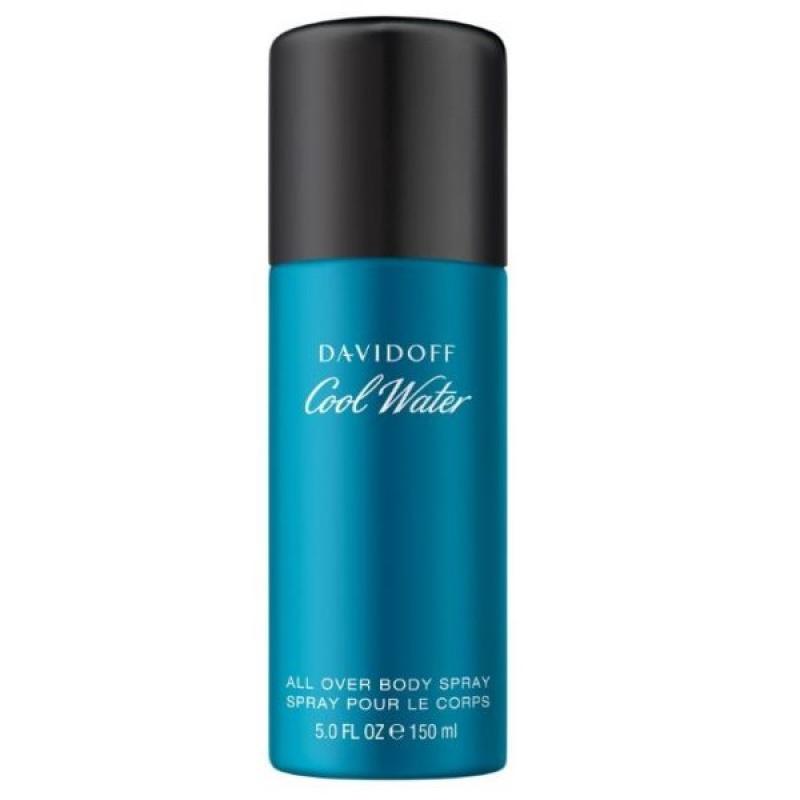 Davidoff Cool Water - Дезодорант спрей за мъже DEO 150 мл-Парфюми