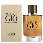 Armani Acqua di Gio ABSOLU - Парфюмна вода за мъже EDP 75 мл-Парфюми