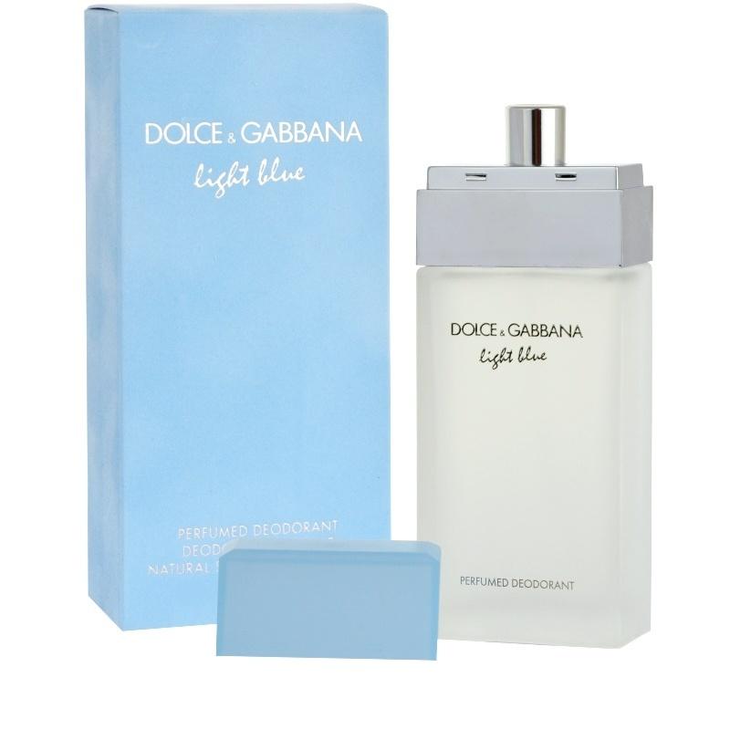 Dolce Gabbana D&G Light Blue - Дезодорант за жени DEODORANT 50 мл-Парфюми