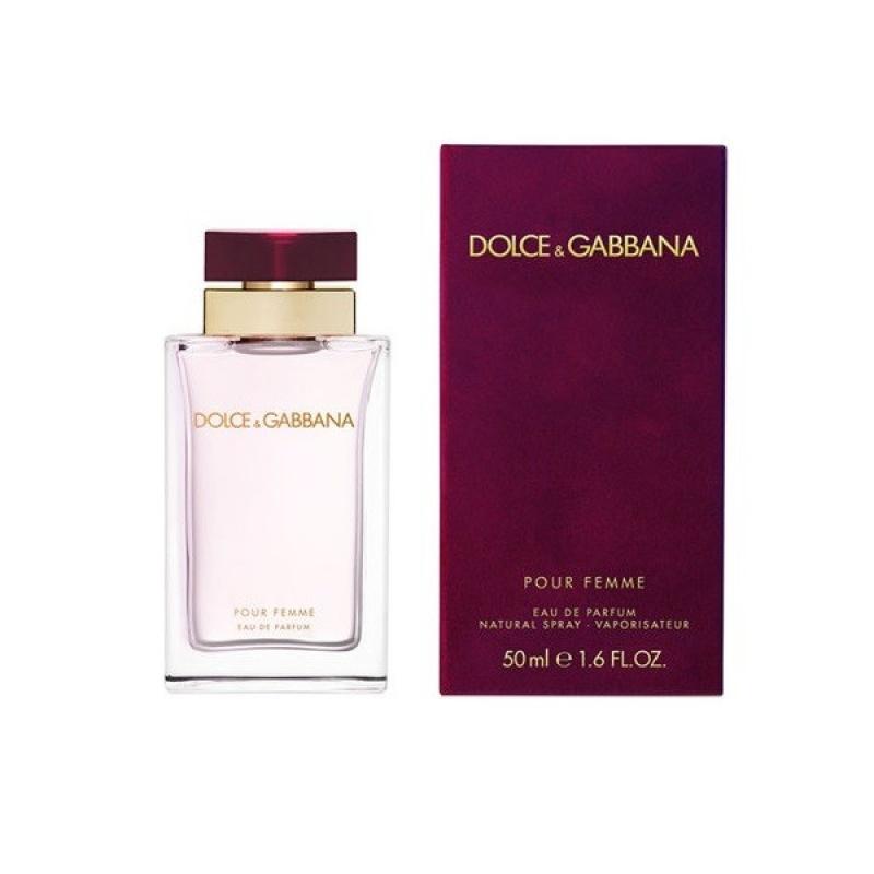 Dolce & Gabbana Dolce & Gabbana Pour Femme - Парфюмна вода за жени EDP 50 мл-Парфюми