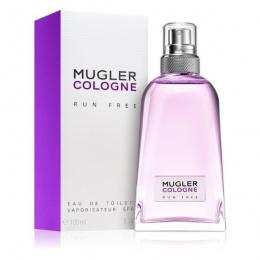 Thierry Mugler Cologne Run Free - Унисекс тоалетна вода EDT 100 мл-Парфюми
