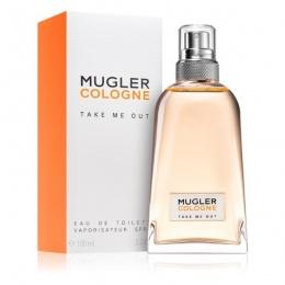 Thierry Mugler Cologne Take Me Out - Унисекс тоалетна вода EDT 100 мл-Парфюми