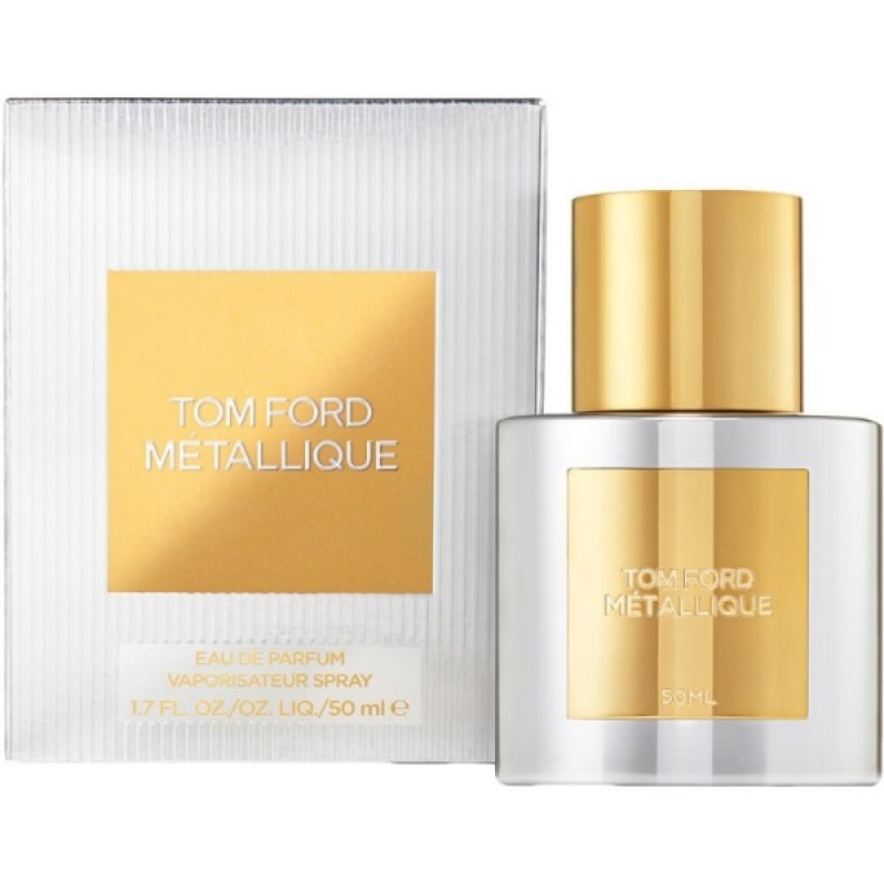 Tom Ford Metallique - Парфюмна вода за жени EDP 50 мл-Парфюми