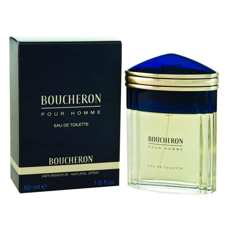 BOUCHERON POUR HOMME - Тоалетна вода за мъже ЕДТ 50 мл.-Парфюми