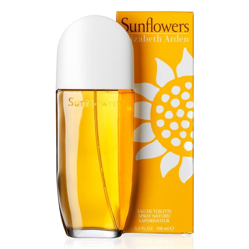 Elizabeth Arden Arden Sunflowers - Тоалетна вода за жени ЕДТ 100 мл.-Парфюми