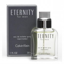 Calvin Klein ETERNITY - Тоалетна вода за мъже EDT 30 мл-Парфюми