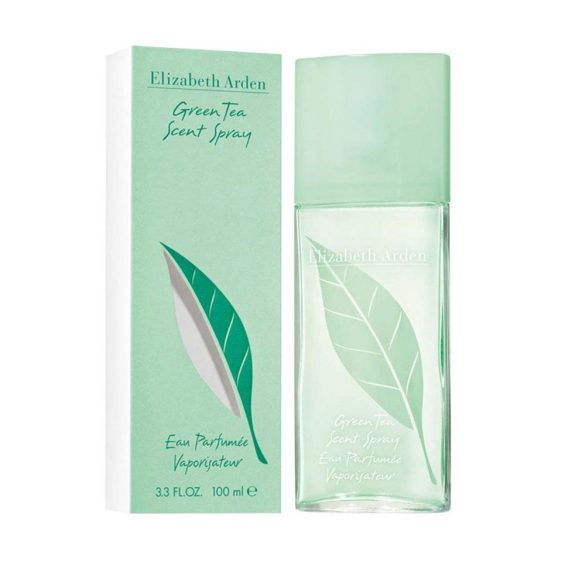 Elizabeth Arden Green Tea - Парфюмна вода за жени ЕДП 100 мл.-Парфюми