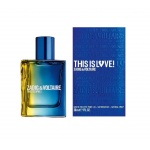 Zadig&Voltaire This Is Love! - Тоалетна вода за мъже EDT 30 мл-Парфюми