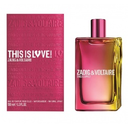 Zadig&Voltaire This Is Love! - Парфюмна вода за жени EDP 100 мл-Парфюми