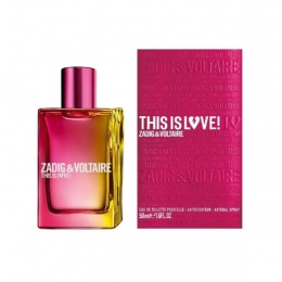 Zadig&Voltaire This Is Love! - Парфюмна вода за жени EDP 50 мл-Парфюми