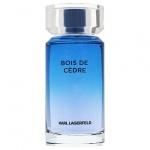 Karl Lagerfeld Les Parfums Matieres Bois de Cedre - Тоалетна вода за мъже EDT 100 мл-Парфюми