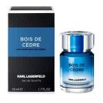 Karl Lagerfeld Les Parfums Matieres Bois de Cedre - Тоалетна вода за мъже EDT 50 мл-Парфюми