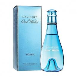 Davidoff Cool Water - Тоалетна вода за жени EDT 200 мл-Парфюми