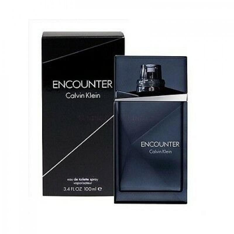 Calvin Klein Encounter - Тоалетна вода за мъже EDT 100 мл-Парфюми