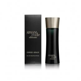 Giorgio Armani Code Ultimate - Тоалетна вода за мъже EDT 50 мл-Парфюми