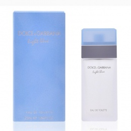 Dolce Gabbana D&G Light Blue - Тоалетна вода за жени EDT 25 мл-Парфюми