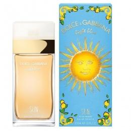Dolce&Gabbana Light Blue Sun - Тоалетна вода за жени EDT 100 мл-Парфюми