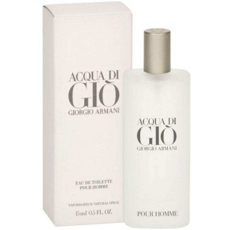 Giorgio Armani Acqua Di Gio - Тоалетна вода за мъже EDT 15 мл-Парфюми